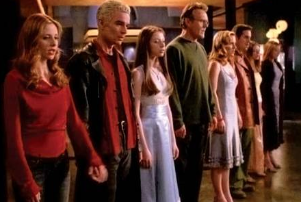 buffy friends